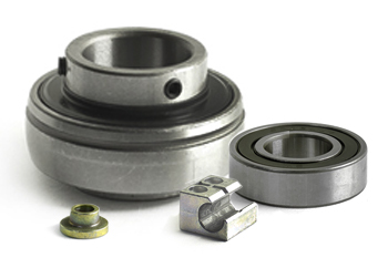 Bearings and guides