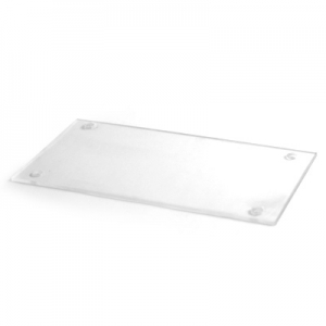 Perspex pane for rearaxle cover