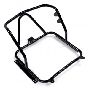 Upper alpha seat framefor adjustable seat