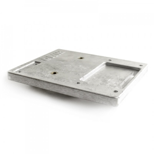 Al. engine mounting plate GX-120/160/200