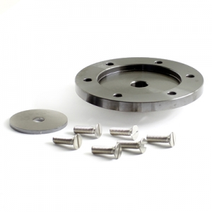 Coupling flange forAgusscentrifugal clutch w. 6 holes