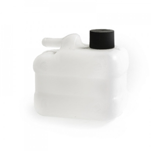 Compensation tank forplastik petrol tank with black cap
