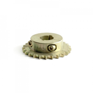 Chain wheel 25 teethdividedd=30mm