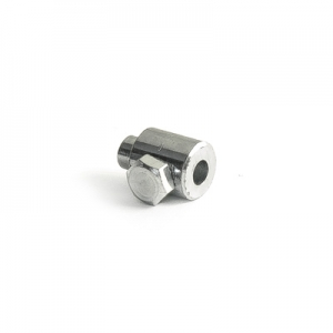 Bowden cable end niple, small,screwable