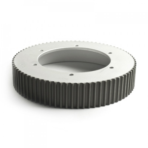 Al. 78 teeth belt disc tempered