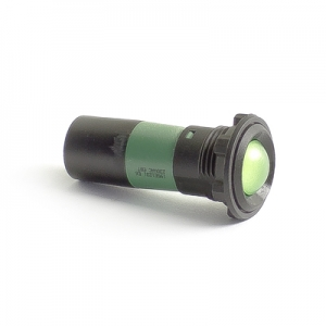 LED signal 22mm green IP67 DC