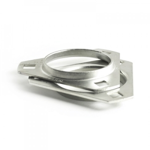 Triangle axle bearing case