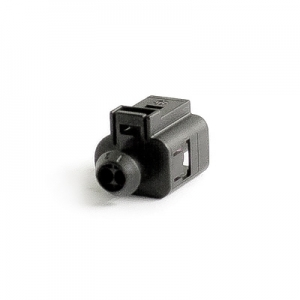 Female plug housing BMS 2 pins