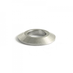 Spacer t=3mm d=20mm stainless for stub axle retainer