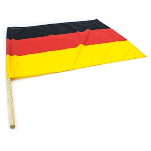 Flag Germany 80x80cm