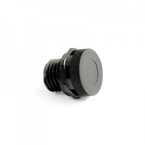 Screw plug M12x1.5 polyamide RAL9005