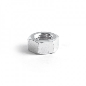Hexagon nut M6 galvanized