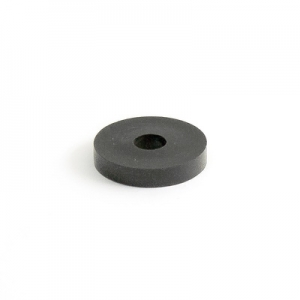Washer M8 8.2x28x5mm, black plastic