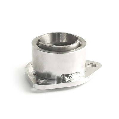 Lower steering column bearing holder with screw + 10mm bearing