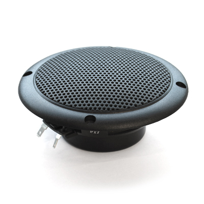 Speaker VT FR 10 WP, 4 Ohm, black, IP65 outdoor