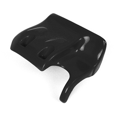 Engine cover GX-200 black GRP model 2003