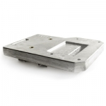 Engine mounting plate Al.for GX 270