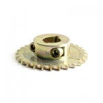 Sprocket 28 teeth dividedd=30mm
