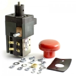 Emergency-Stop-Switch SiNUS, capsuled, type: SD300AB-55