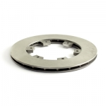 Brake disc 210x12, ventilated not punched